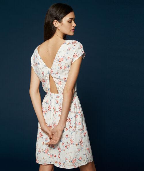 Flowers Short sleeve dress