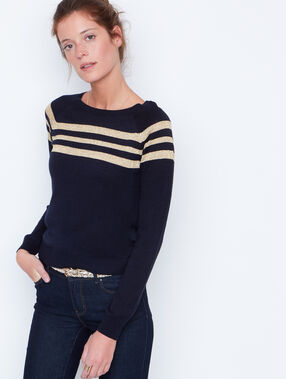 Sweater navy.