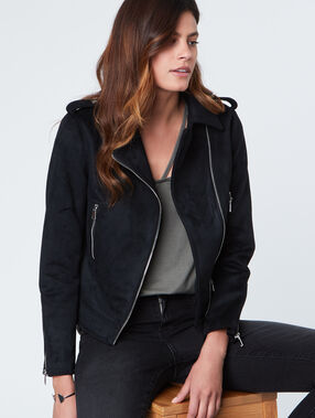 Perfecto jacket black.