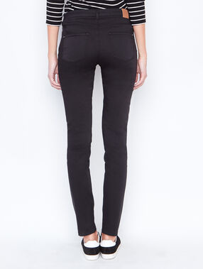 Slim pants black.