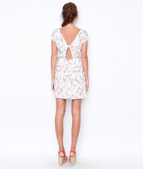 Flowers Short sleeve dress