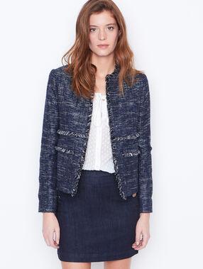 Chic jacket navy.