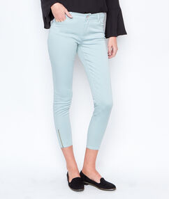 Cropped pants lightblue.