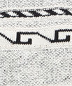Pull tricot motifs