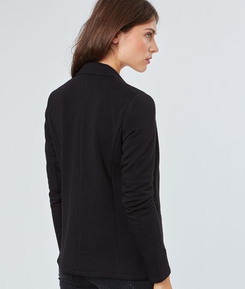 Veste blazer boutonnée