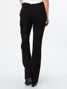 Large pants black.