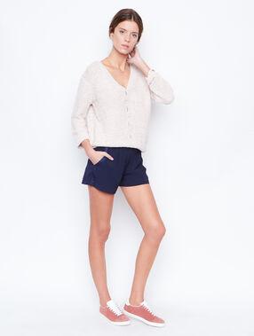 Shorts navy.