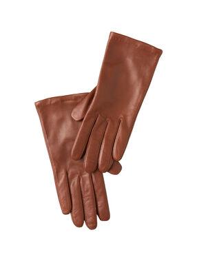 Handschuhe braun.
