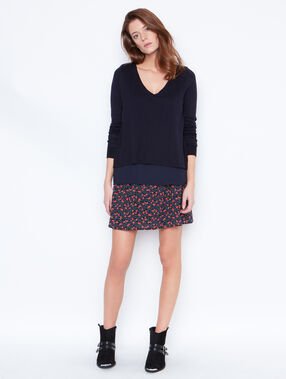 Liberty skirt navy.