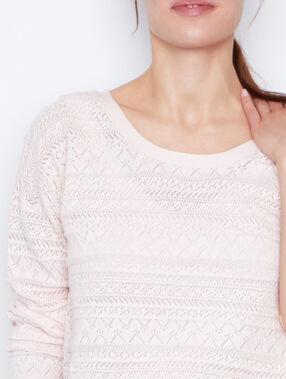 Sweater nude.