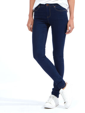 Skinny jeans night blue.