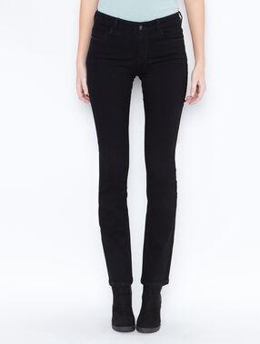 Straight jeans black.