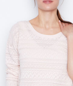 Sweater nude.