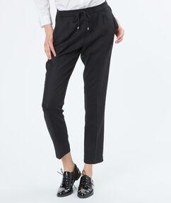 7/8 pants black.