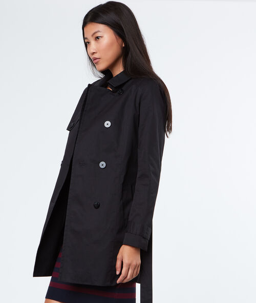 3/4 trench