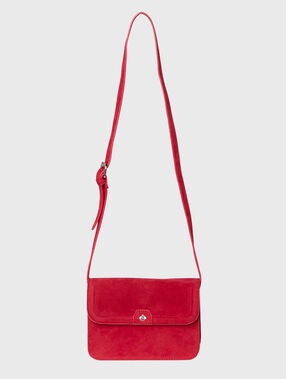 Petit sac rouge.
