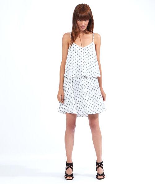 Layered cami dress