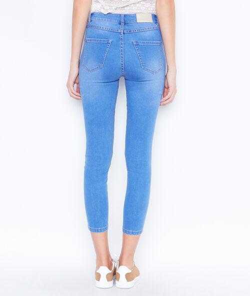 Capri skinny jeans