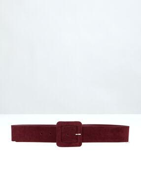 Large belt brick.