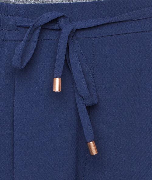 Pantalon fluide carotte