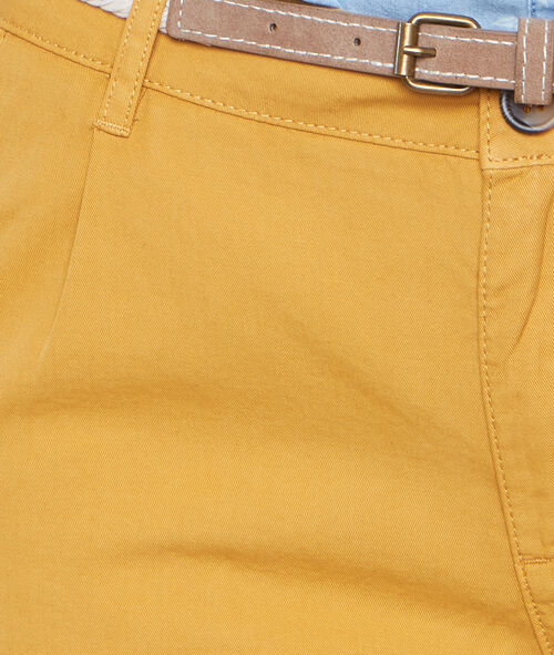 Belted pant