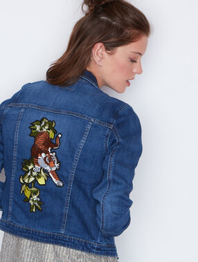 Jean jacket denim.