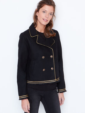 Jacket black.