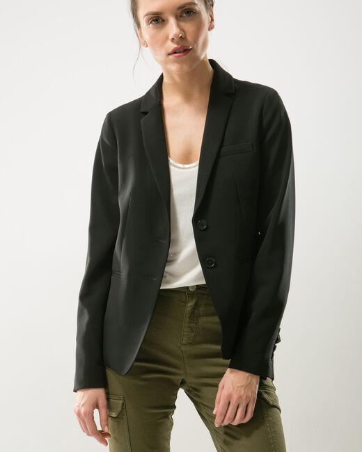 Eve black suit jacket (2) - 1-2-3