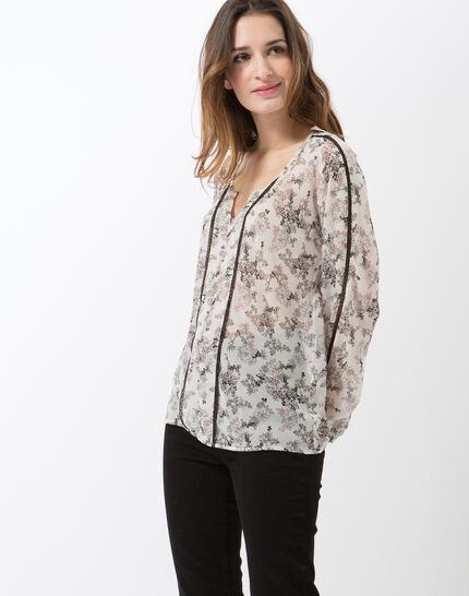 Eline printed blouse (3) - 1-2-3