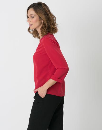 Eleonore raspberry shirt (3) - 1-2-3