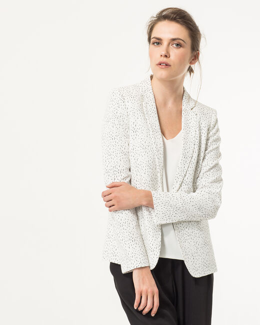 Maureen speckled jacket (2) - 1-2-3