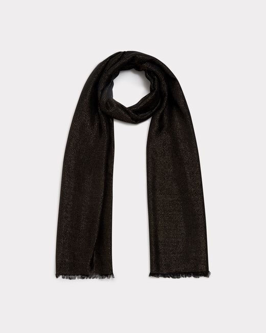 Eternity metallic black stole (2) - 1-2-3