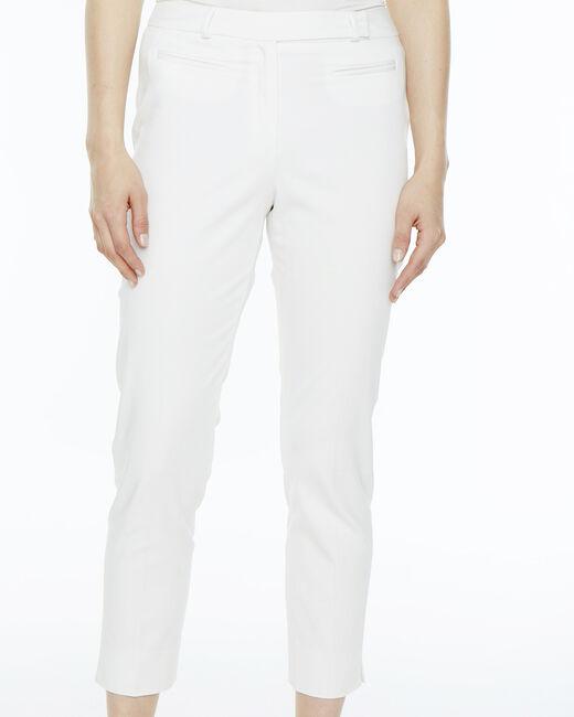 Rubis white trousers (2) - 1-2-3
