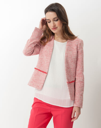 Aude red jacket (1) - 1-2-3