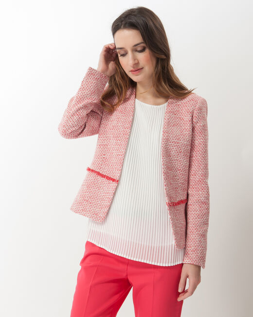 Aude red jacket (2) - 1-2-3