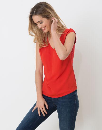 Neptune red T-shirt (5) - 1-2-3