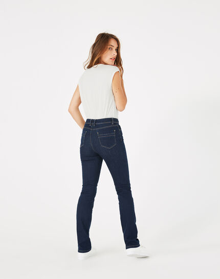 Victor straight raw-cut jeans (3) - 1-2-3