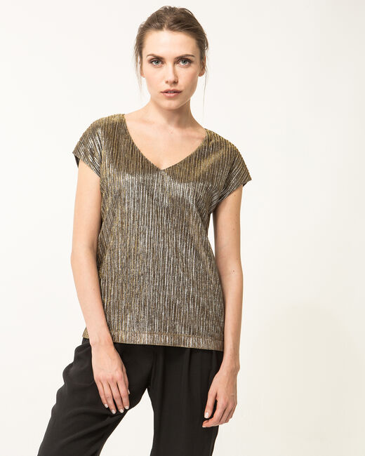 Eve lamé blouse (1) - 1-2-3