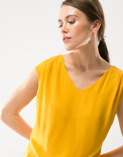 Neptune yellow T-shirt (5) - 1-2-3