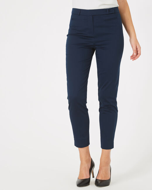 Rubis navy blue trousers (2) - 1-2-3