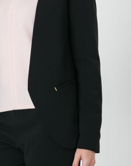 Maite black suit jacket (2) - 1-2-3
