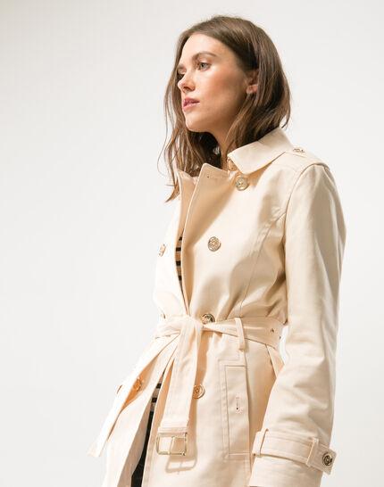 Kym pastel pink trench coat (5) - 1-2-3