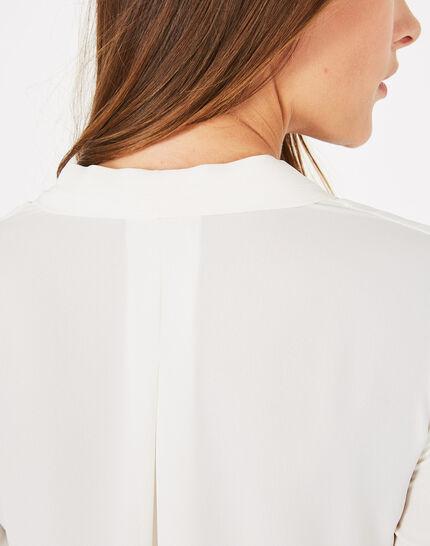 Elea ecru shirt (4) - 1-2-3