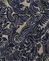 Scarlett silk printed scarf (4) - 1-2-3