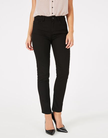Oliver 7/8th length black jeans PhotoZ | 1-2-3