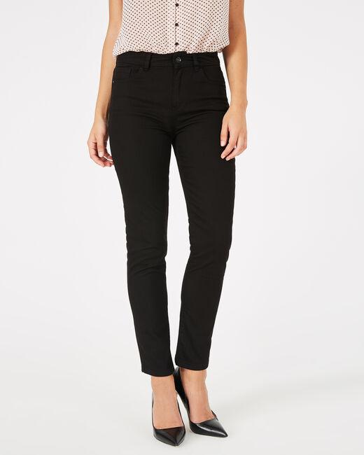 Oliver 7/8th length black jeans (1) - 1-2-3