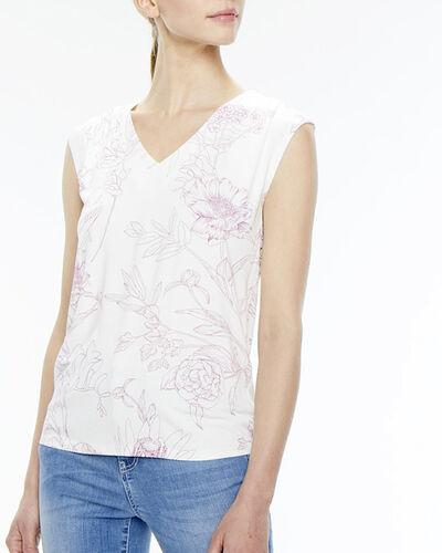 Tee-shirt imprimé Navarre (1) - 1-2-3