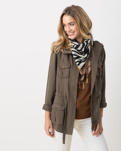 Uriel khaki safari jacket (2) - 1-2-3