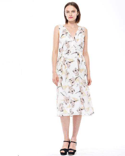Faustine printed dress (1) - 1-2-3