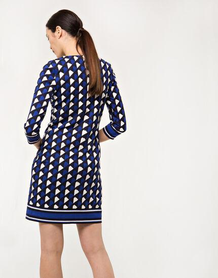 Delila graphic blue dress (5) - 1-2-3